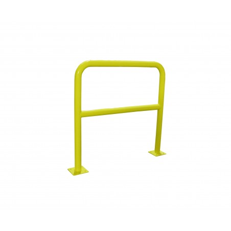 BARRIERE DE SECURITE 60 MM JAUNE