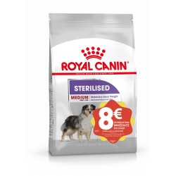 Aliment chiens MEDIUM STERILISED