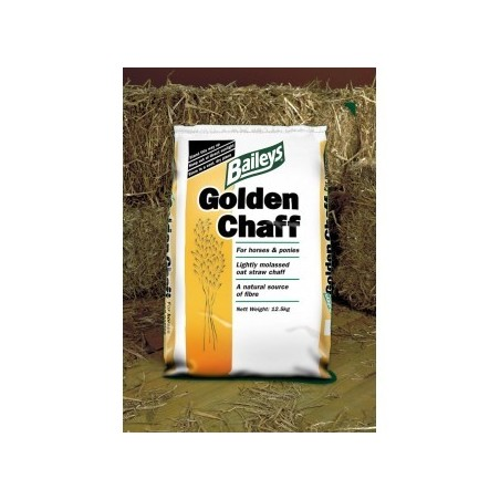 ALIMENT CHEVAL GOLDEN CHAFF 12 5KG