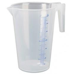BROC VERSEUR PLAST 3L GRADUE