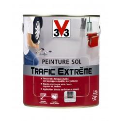 PEINTURE SOL TRAFIC EXTR.2.5L SAT. GRIS CLAIR 248