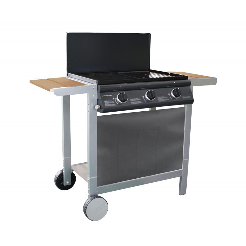 Gamme vert barbecue