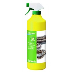 REPULSIF SERPENTS PULVERISATEUR 1 LITRE