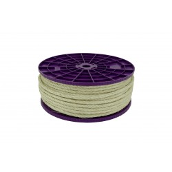 CORDAGE CHANVRE DIAMETRE 12MM LE ML