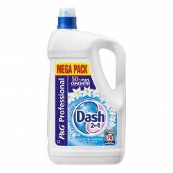 LESSIVE LIQUIDE DASH 65D CONCENTREE