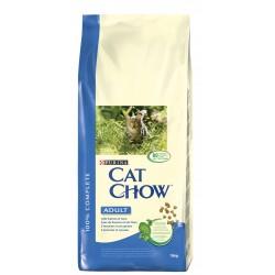 ALIMENT CHAT CAT CHOW ADULT THON ET SAUMON 15KG