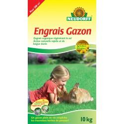 ENGRAIS GAZON BIO + MYCOR 10KG