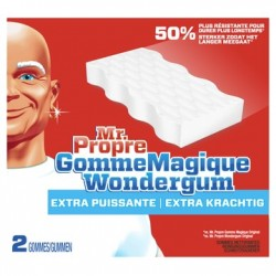 NETTOYANT MR PROPRE GOMME EXTRA POWER X2