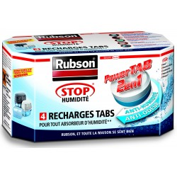 RECHARGES POWER TAB ABS HUMIDITE X4