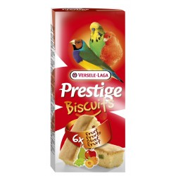 6 Biscuits aux fruits pour perruches