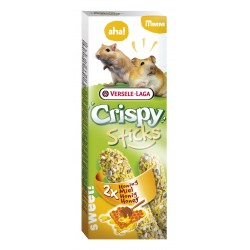 2 Sticks au miel pour Hamsters et Gerbilles - 110 g