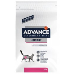 CROQUETTES CHAT ADVANCE VETERINARY URINARY 1.5KG