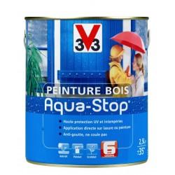 PEINTURE BOIS AQUASTOP BOULEAU 2 5L