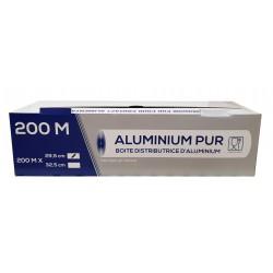 PAPIER ALUMINIUM 200M X 0.29M