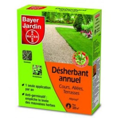 Desherbant anti germinatif 288g pole vert hinx dax - Desherbant total efficace ...