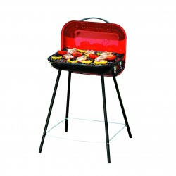 BARBECUE CHARBON VALISETTE HOLYDAY GRILL 48X36CM
