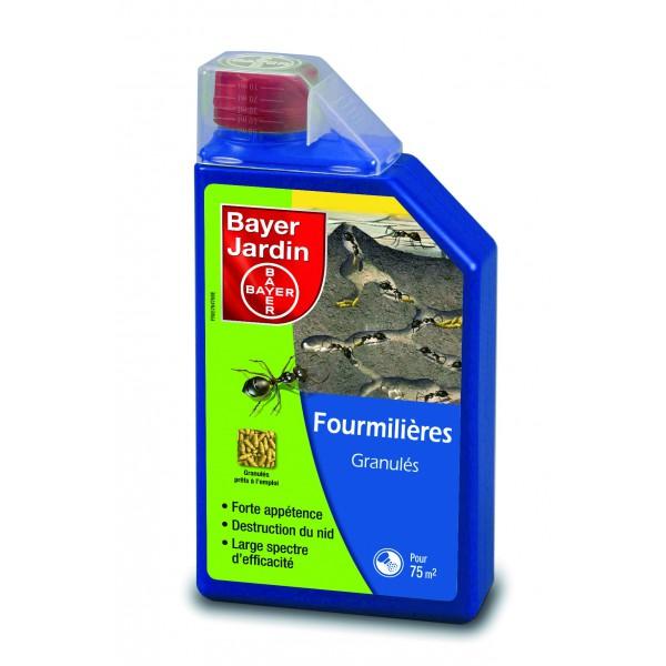 Anti fourmis poudre 600gr pole vert hinx dax for Anti fourmi jardin
