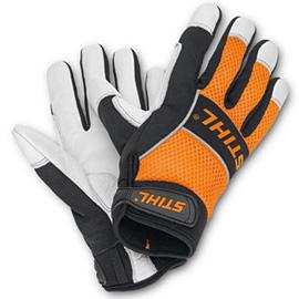 Modèle de gants de sécurité