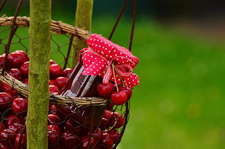 Choix du fruit pour la confiture