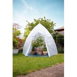 SERRE HIVERNAGE1.6X1.6X2.80M WINTER GREENHOUSE