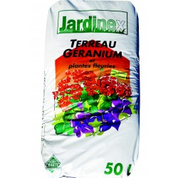 TERREAU GERANIUMS 40L
