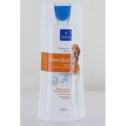 SHAMPOING ANTIPARASITAIRE CHIOT ET CHIEN 200ML