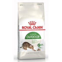 CROQUETTES CHAT OUTDOOR 10 KG ROYAL CANIN