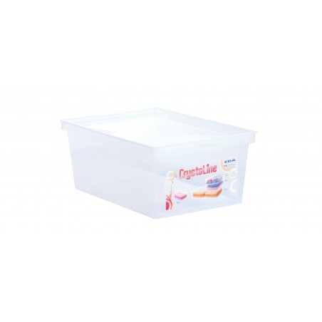 BOITE CRYSTALINE 6 LITRES
