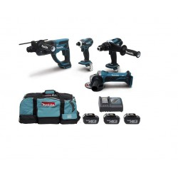 LOT MAKITA DLX4017