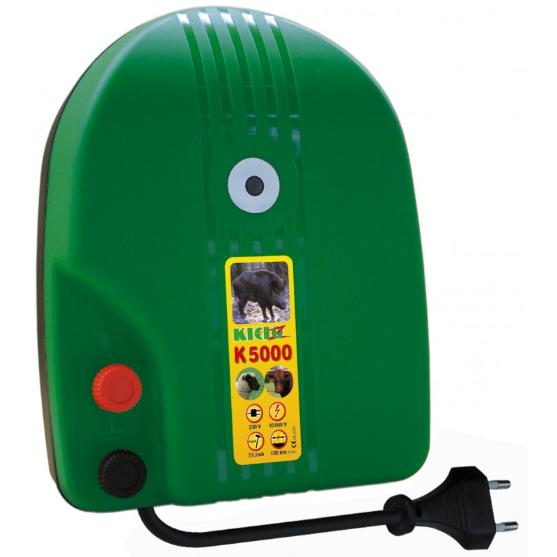 ELECTRIFICATEUR KICLO K5000 230V POWER P