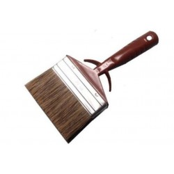 BROSSE RECTANGULAIRE INCLINEE LASURE 120MM