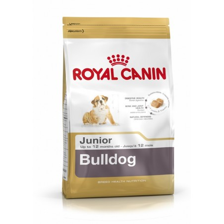 ALIMENT CHIEN BULLDOG JUNIOR 3KG