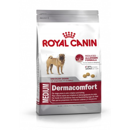 ALIMENT CHIEN MEDIUM DERMACOMFORT 3 KG