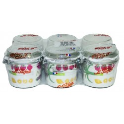 TERRINE PARFAIT SUPER 350GR D.85 PACK 6 PIECES