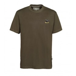 T-SHIRT CHASSE BRODE