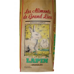 ALIMENT LAPIN 10 KG
