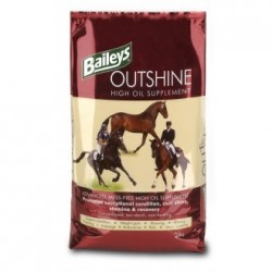ALIMENT CHEVAL OUTSHINE 20KG