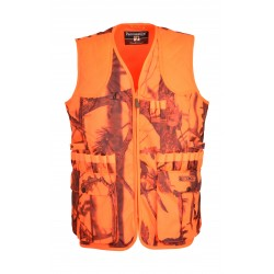 GILET CHASSE STRONGER GOSTCAMO
