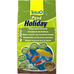 TETRA POND HOLIDAY 14 JRS