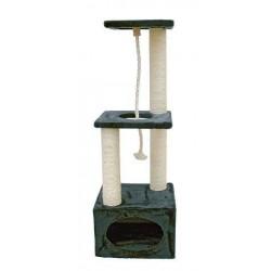 ARBRE   GRATTER PLATIN PRO 37 X 37 CM H109 CM ANTH