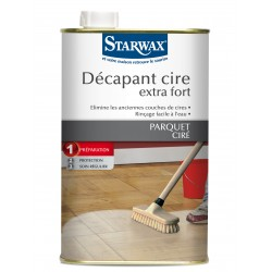 DECAPANT CIRE EXTRA-FORT BOIS