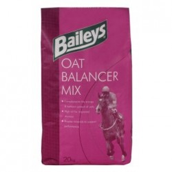 ALIMENT CHEVAL OAT BALANCER MIX 20KG
