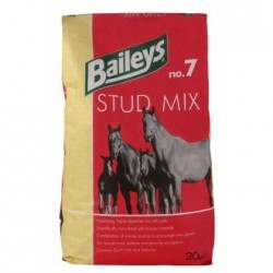 ALIMENT CHEVAL STUD MIX N7 20KG