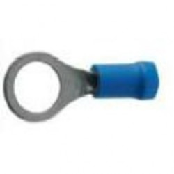COSSE   OEILLET DIAMETRE 6MM BLEU 10PCS