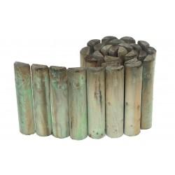 BORDURE BOIS PIN D.7CM H.30CM L 2M