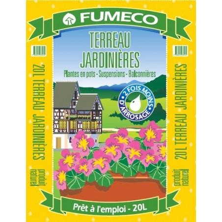 TERREAU JARDINIERES SAC DE 20 L