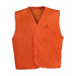 GILET TRAQUE ORANGE