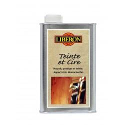TEINTE ET CIRE 0.5L HETRE CLAIR