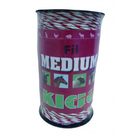 FIL DE CLOTURE MEDIUM 200 M