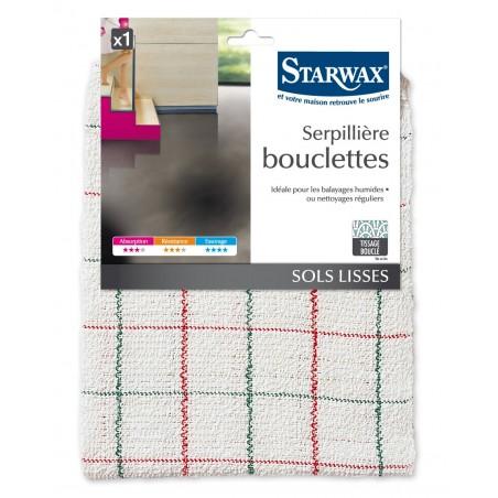 SERPILLIERE BOUCLETTE (50X60)